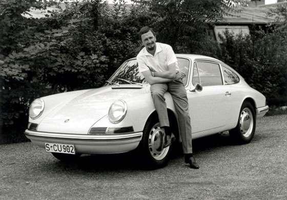 Ferdinand Alexander Porsche 911