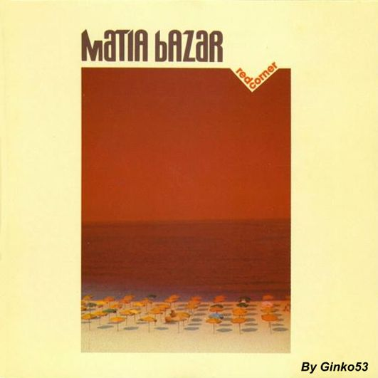 Matia Bazar - Red Corner (1989)