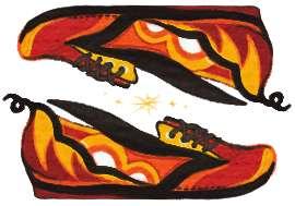 一對暖暖豬運動鞋(女裝)(12/4/2013)