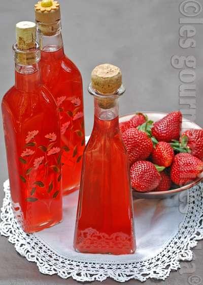 Liqueur de fraises - Combien de temps pour qu un noyer donne des noix ...