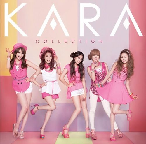 [Album] KARA  - KARA Collection [Japanese]
