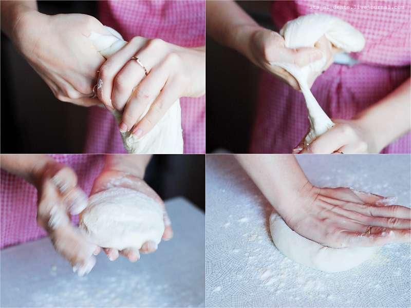 С чем сделать пиццу