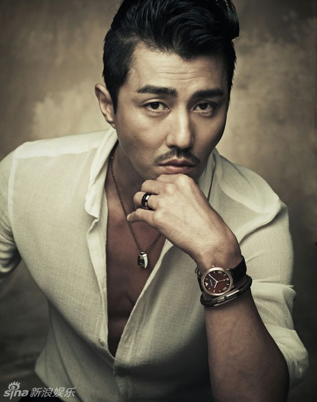 Cha Seung Won Amp Han Chae Young Are Alluring For Emporio