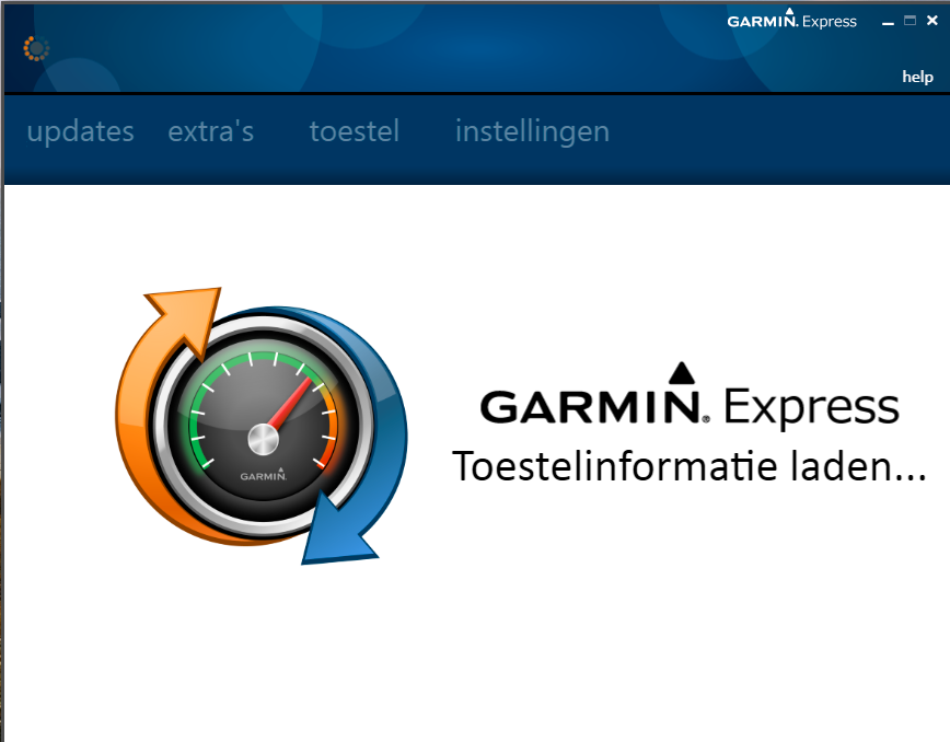 how to download garmin express