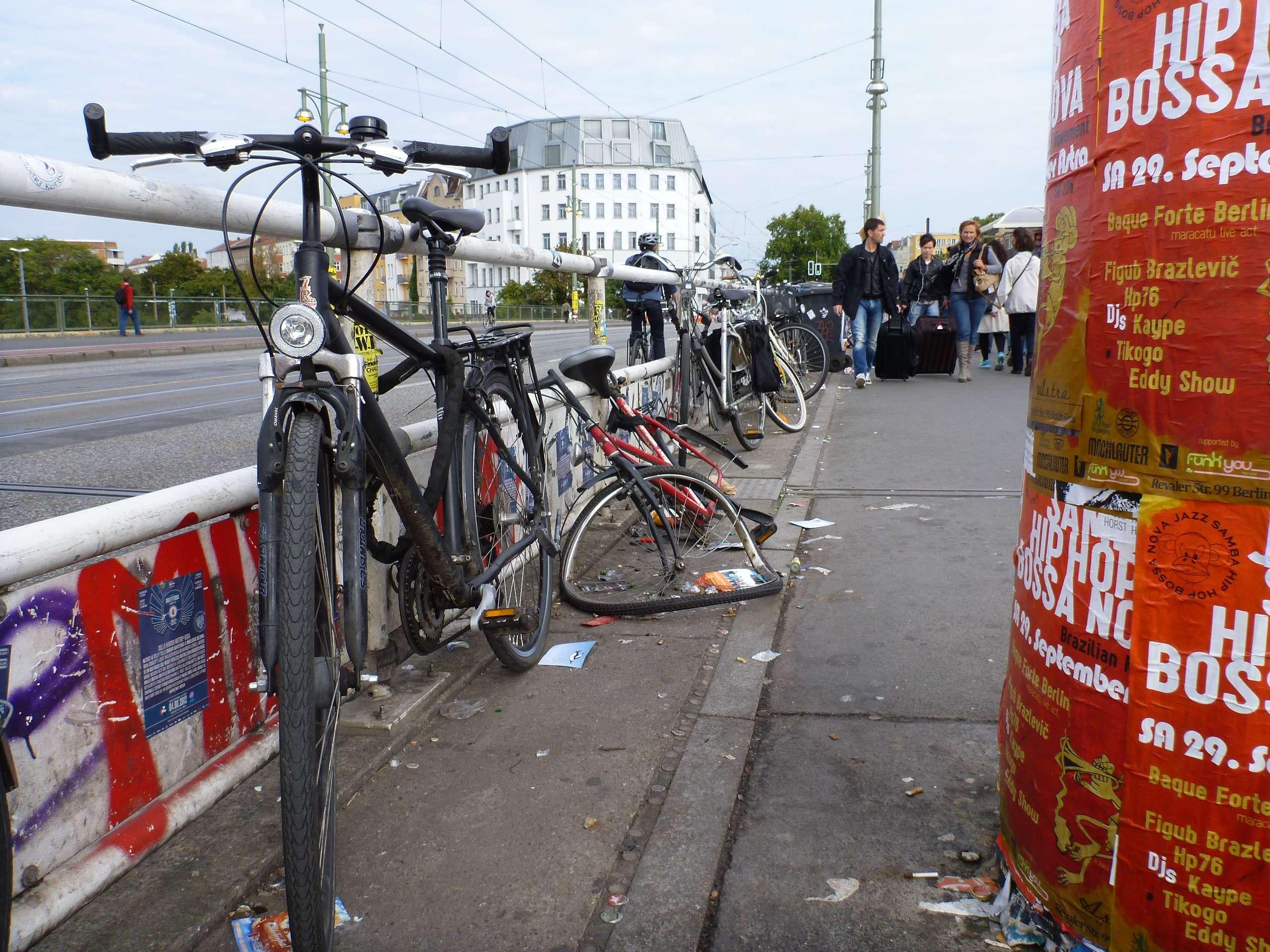 Bicikli kod Warschauer