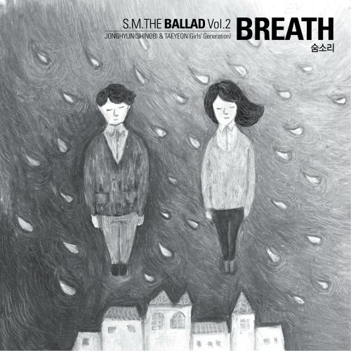 [Single] S.M.THE BALLAD (Jonghyun & Taeyeon) - Breath [Korean Version]