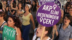 """""""Resist With Tenacity, Not With Swear Words"""": Feminist Interventions in the Gezi Park Protests"""
