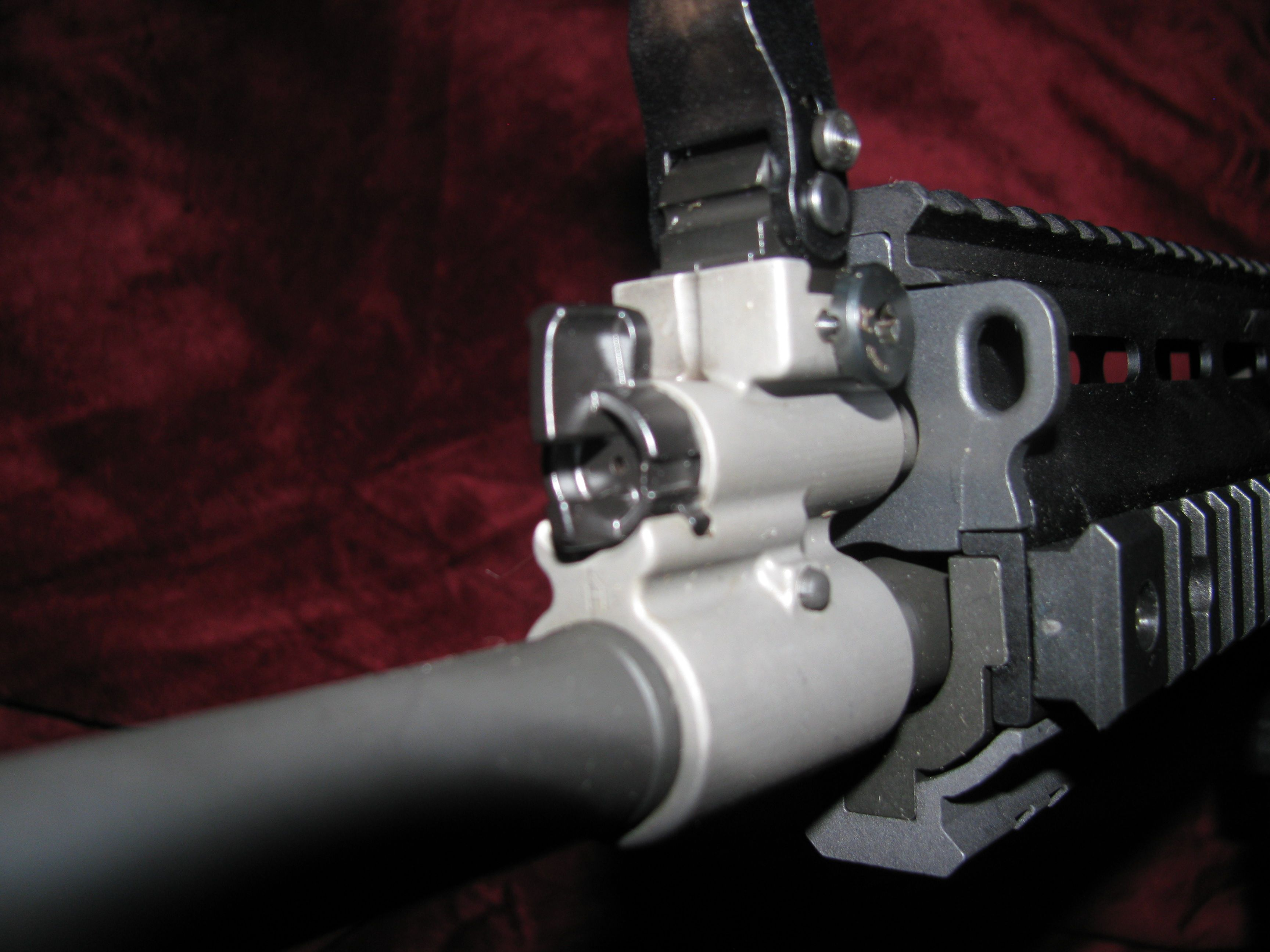 Midwest Industries and the FN Scar17S - AR-15 Discussion