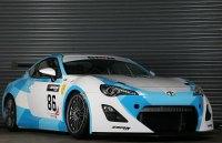 Toyota GT86 GT4 Race Car