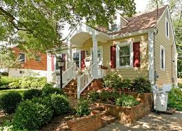 Exterior Home Staging