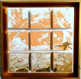 Art by Luz Aponte. Enjoy Nature Gallery: Garden Window