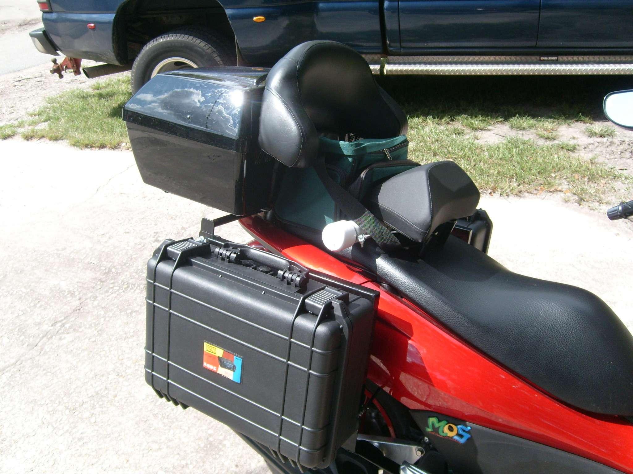 Seems like a long time - The Honda PCX / Forza / ADV150