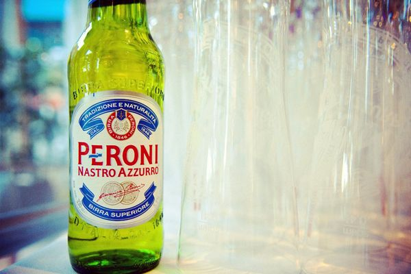 On The Scene: Terrazza di Peroni Vancouver