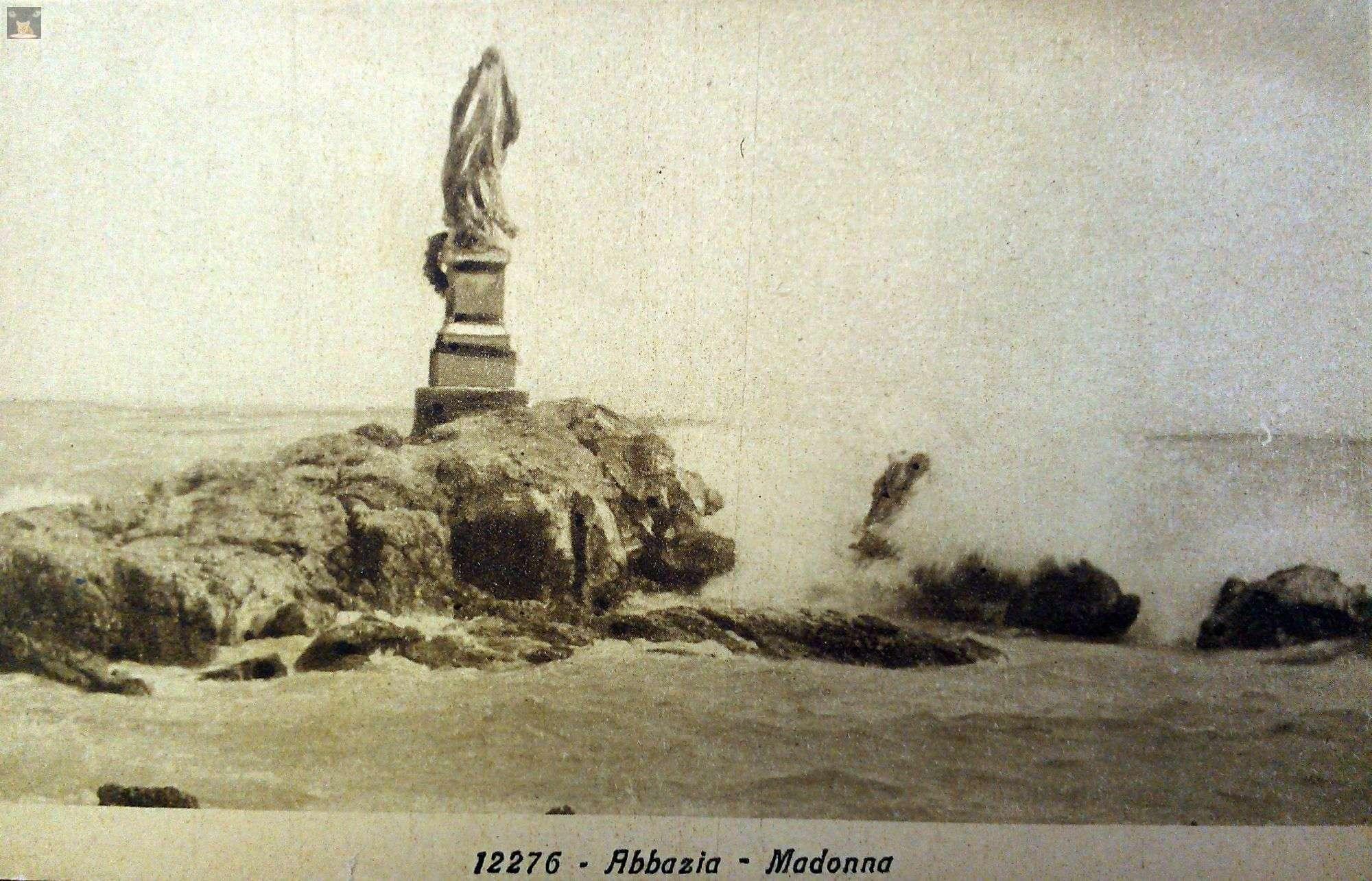 madonna del mare abbazia