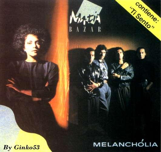 Matia Bazar - Melancholia (1991)