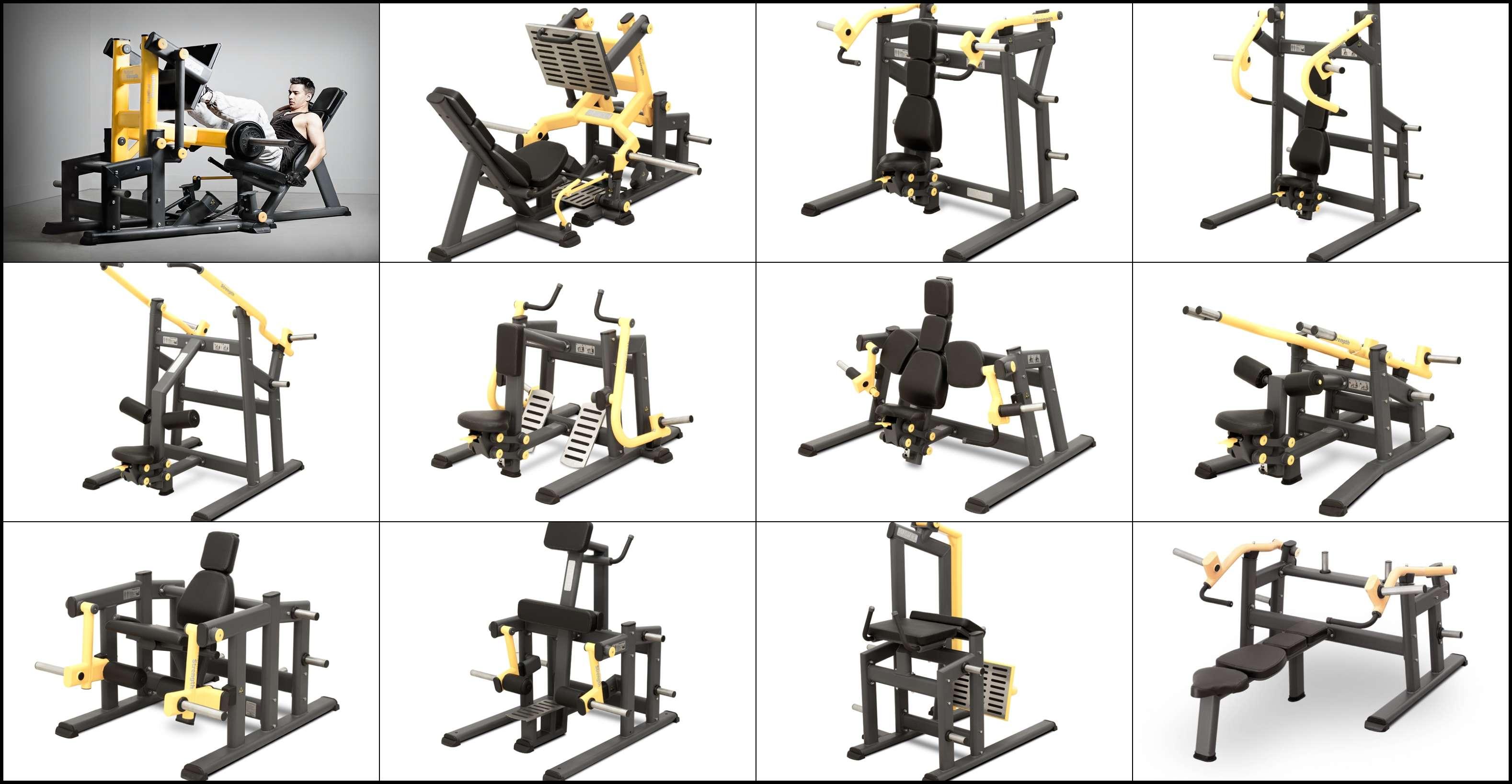 profi kraftger t mastersport kabelzugstation cable crossover fitnessstudio life ebay. Black Bedroom Furniture Sets. Home Design Ideas
