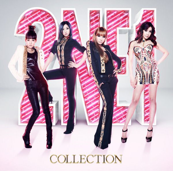 2NE1 - Collection  /// Japonca Alb�m