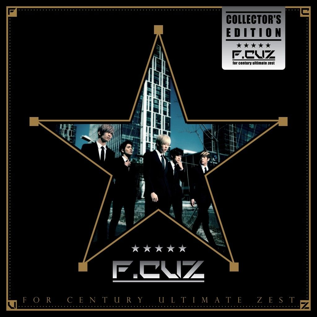 [Mini Album] F.Cuz - For Century Ultimate Zest