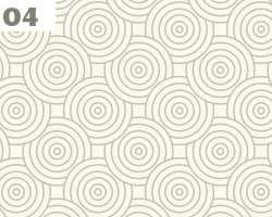 Geometric Circles Pattern