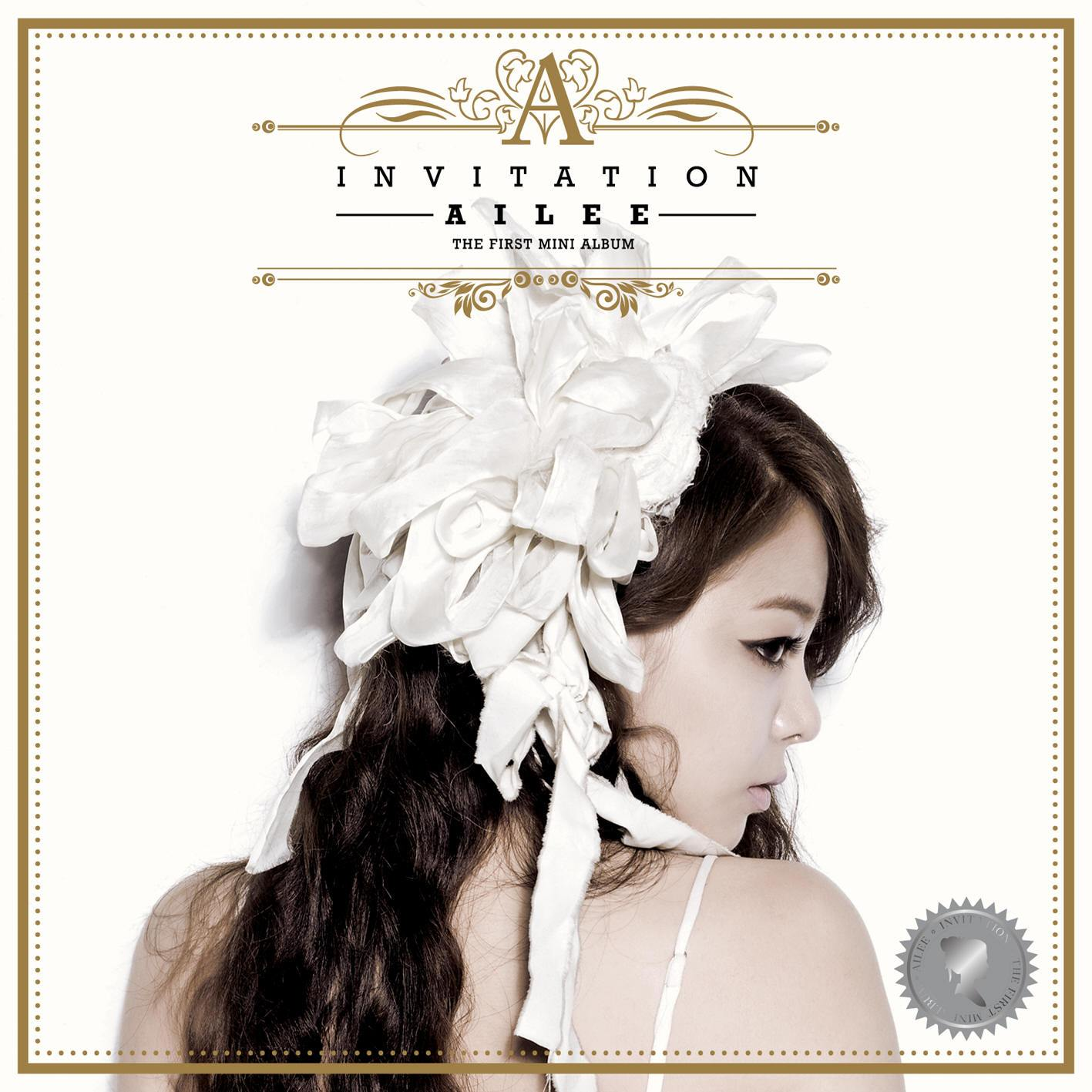 [Mini Album] Ailee - Invitation