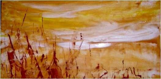 Art by Luz. Wheat Fields: Enjoy Nature Gallery