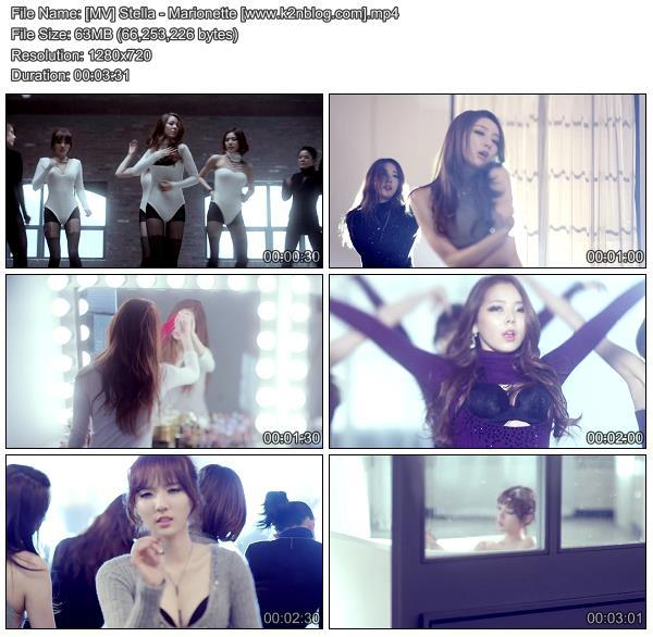 [MV] Stellar   Marionette [HD 720p Youtube]