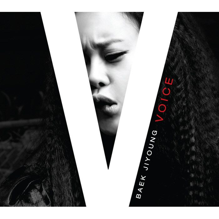 [Single] Baek Ji Young - VOICE