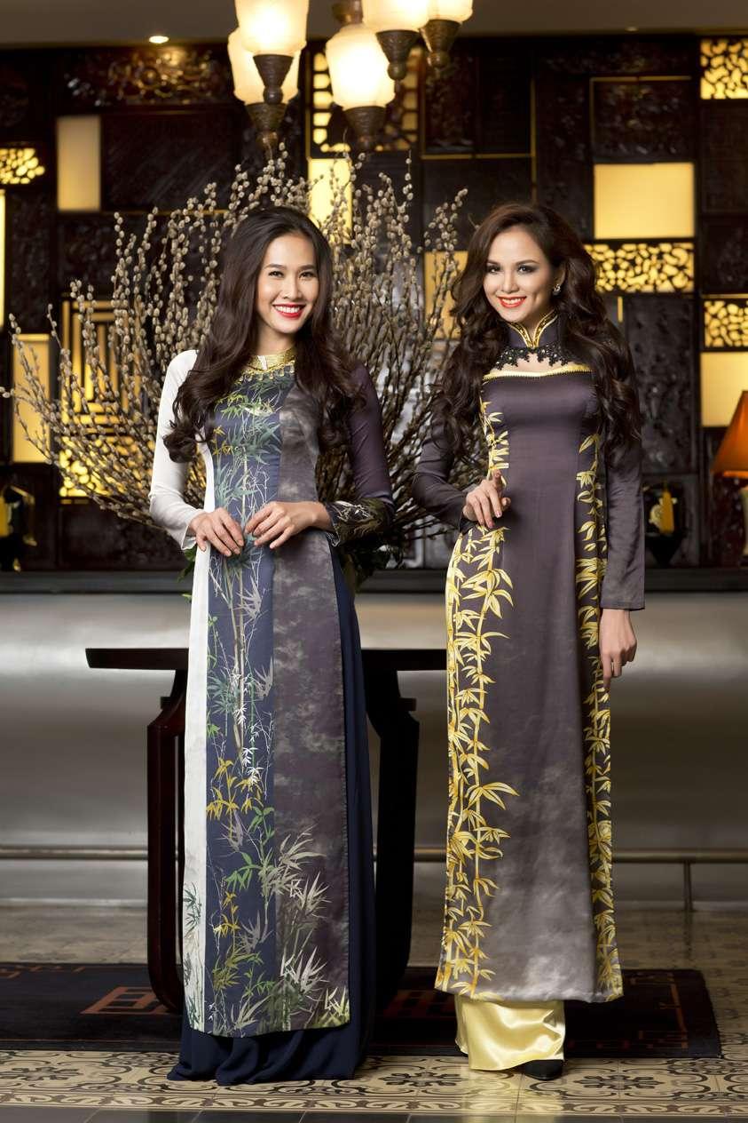 越南的传统旗袍 - 精采台湾 - 精采台湾