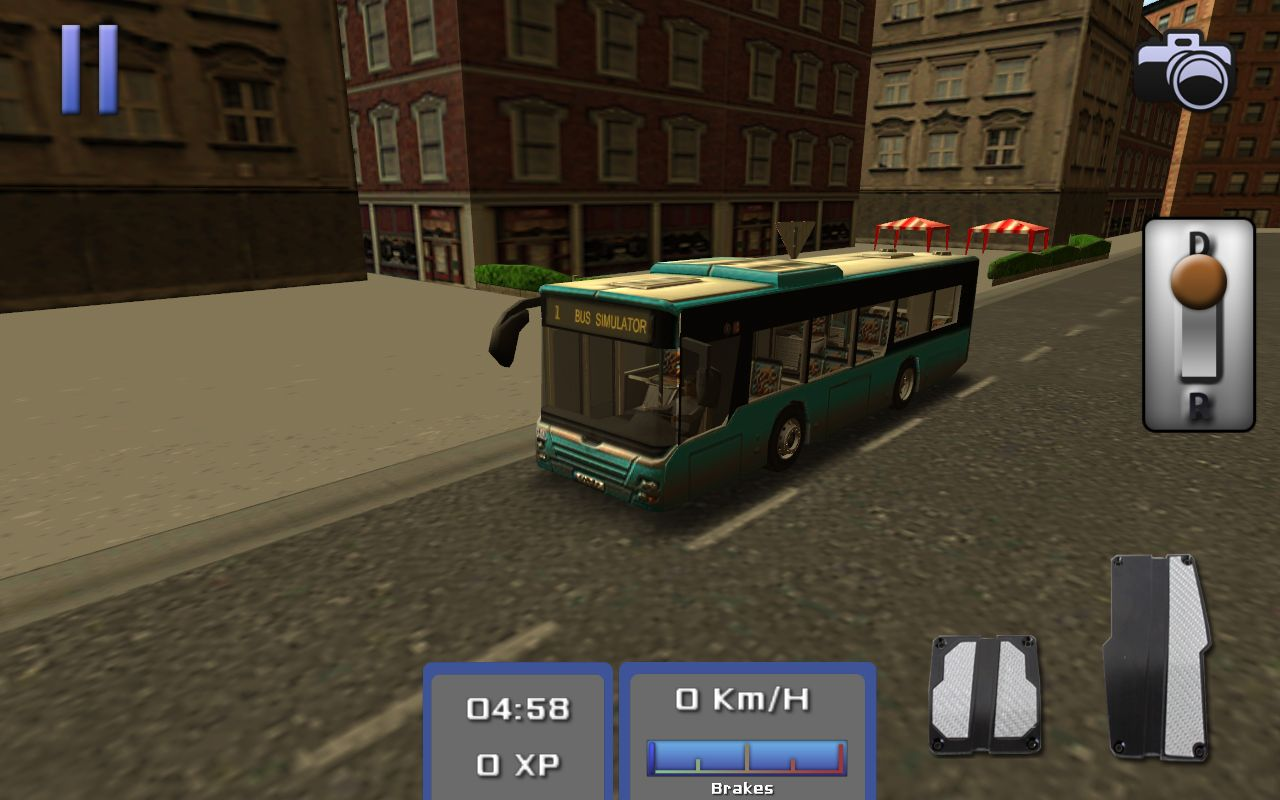 New android market download free game bus simulator 3d for Simulatore 3d