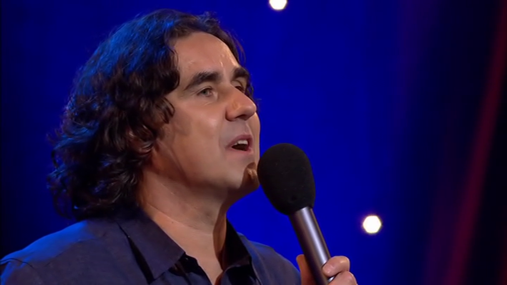 Micky Flanagan Live The Out Out Tour