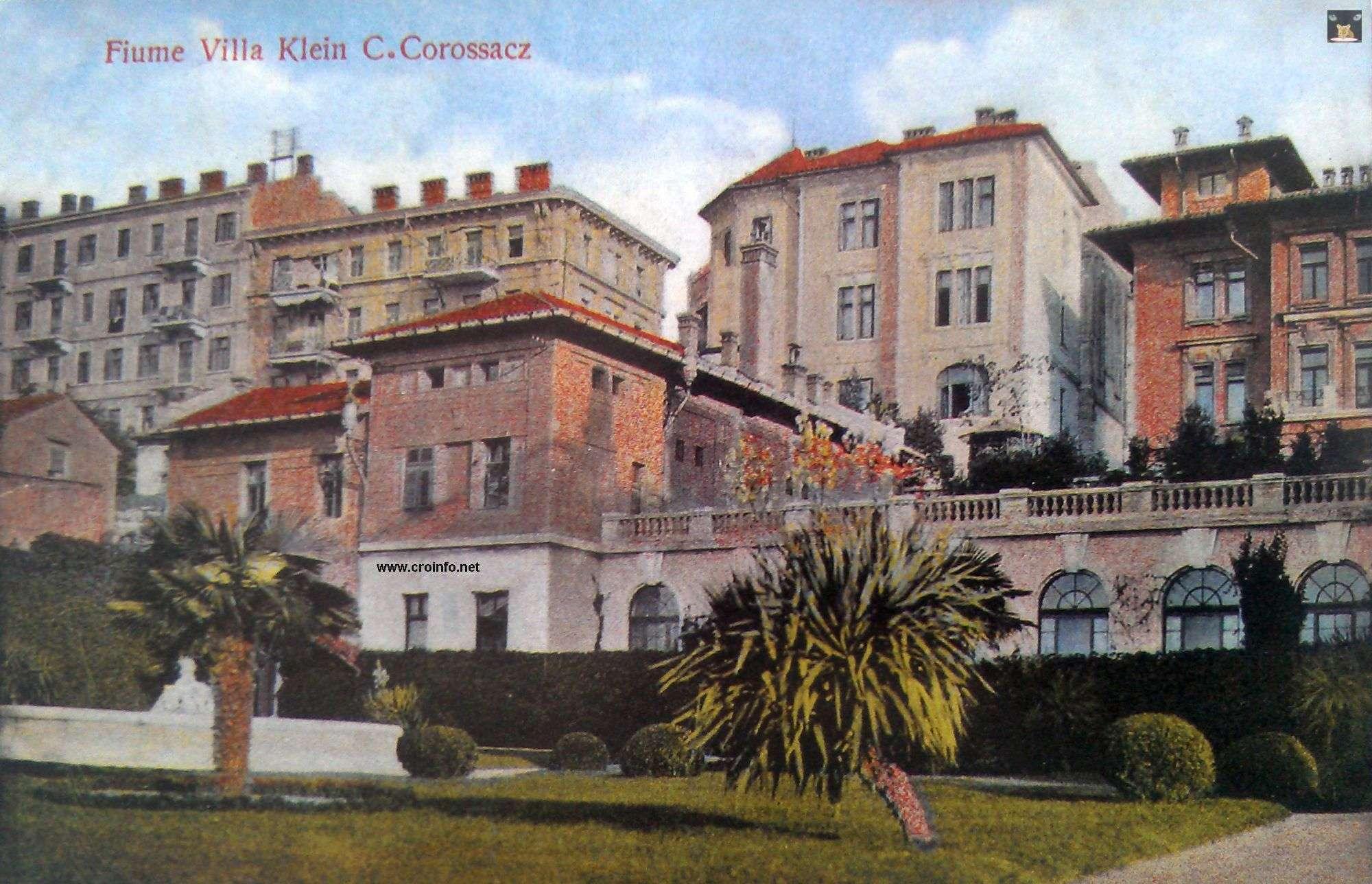 Villa Klein C.Corossacz