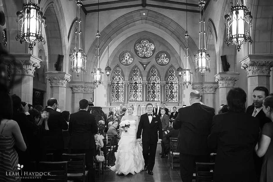 Gordon Chapel wedding Boston