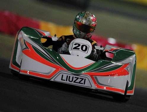 Vitantonio Liuzzi - Desafio das Estrelas de Kart 2014