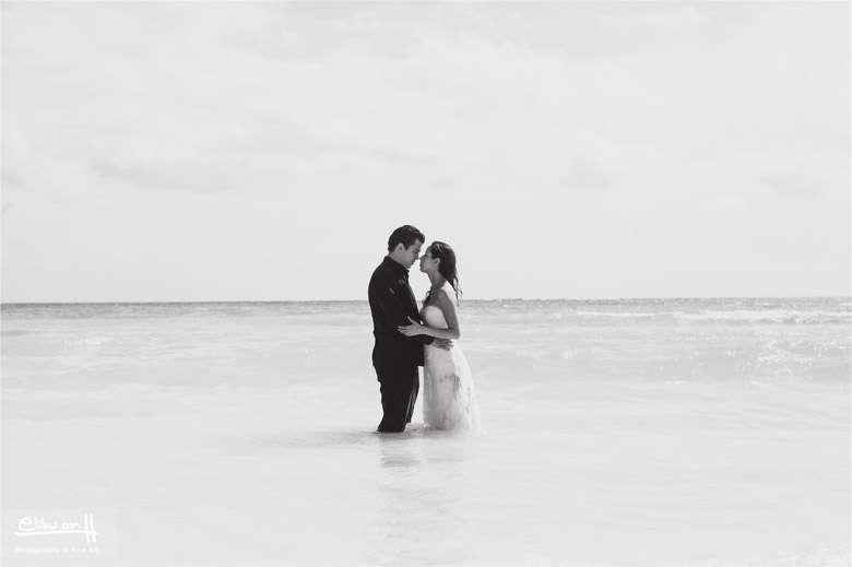 wedding photographer tulum mexico