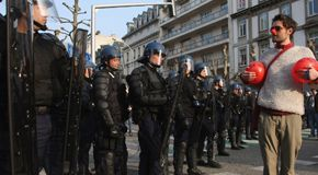 An Unconventional Routine: Protest Movements in France