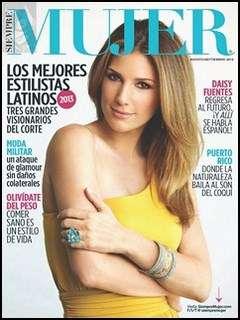 Siempre Mujer – Agosto/Septiembre 2013/Los Mejores Estilistas Latinos en PDF
