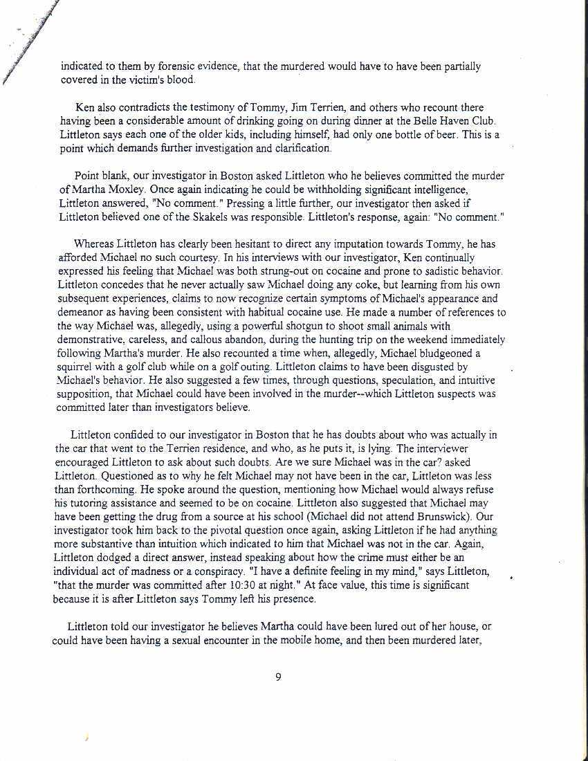 the sutton report ken littleton 9