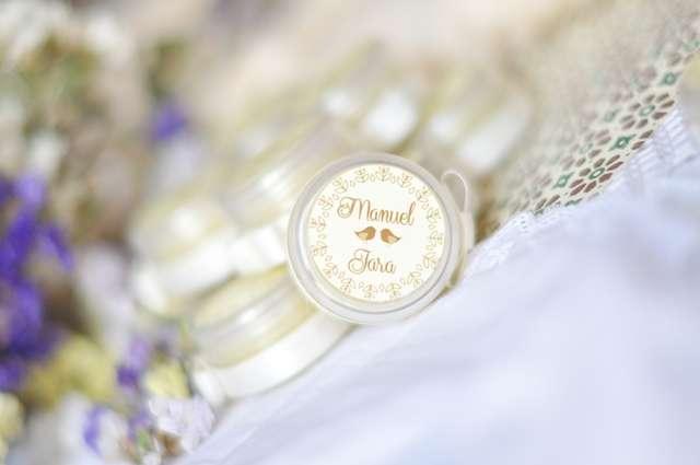bálsamos personalizados bodas