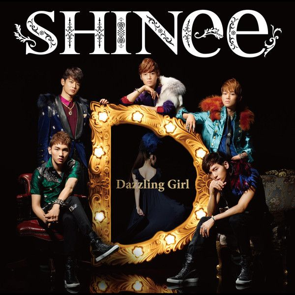 [Single] SHINee - Dazzling Girl [Japanese]