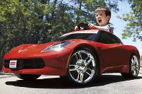 Fisher-Price Power Wheels Chevrolet Corvette C7 Stingray