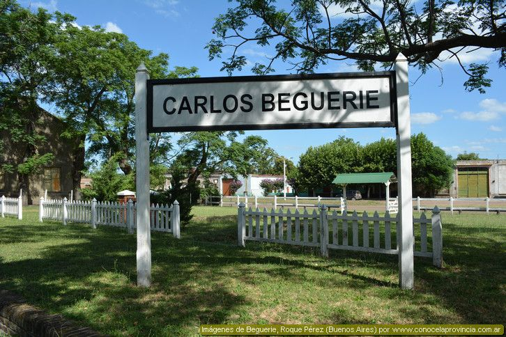 carlos beguerie