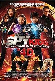 Spy Kids 4 All The Time In The World - Lankatv.Net
