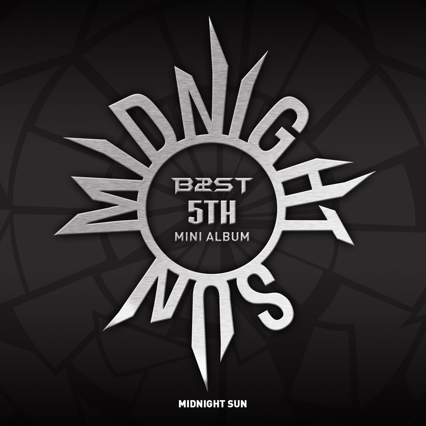 [Mini Album] BEAST (B2ST) - Midnight Sun [5th Mini Album]