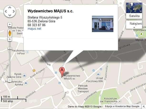 Nasza lokalizacja