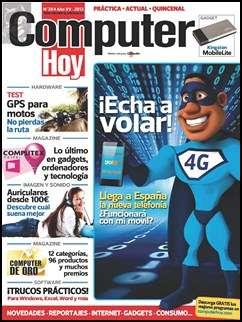 Computer Hoy N.384 – 21 Junio 2013/ GPS Para Motos