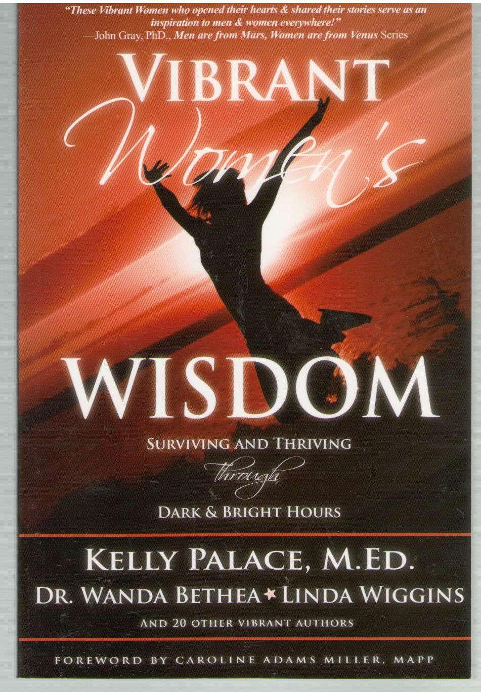 Vibrant Women's Wisdom, Kelly Palace