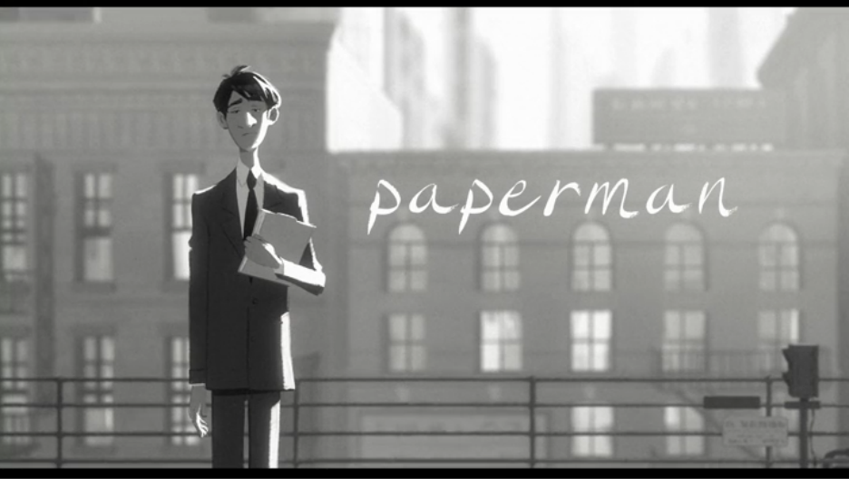 Oscars 2013 Best Animated Short Paperman