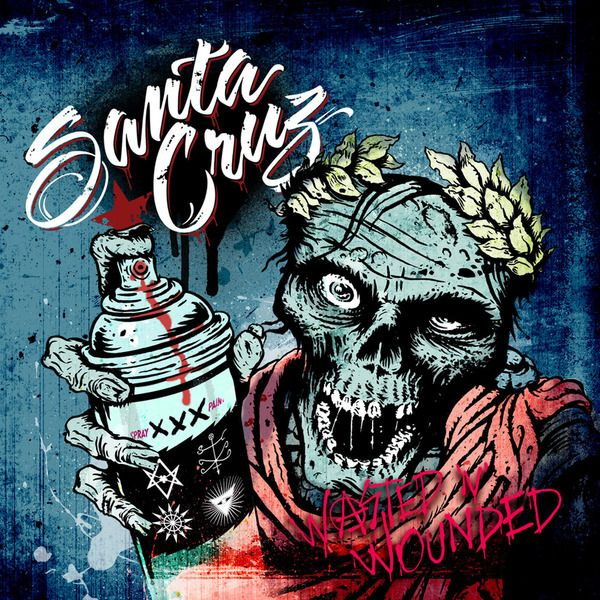 Santa Cruz - Wasted & Wounded (SP) (2014)