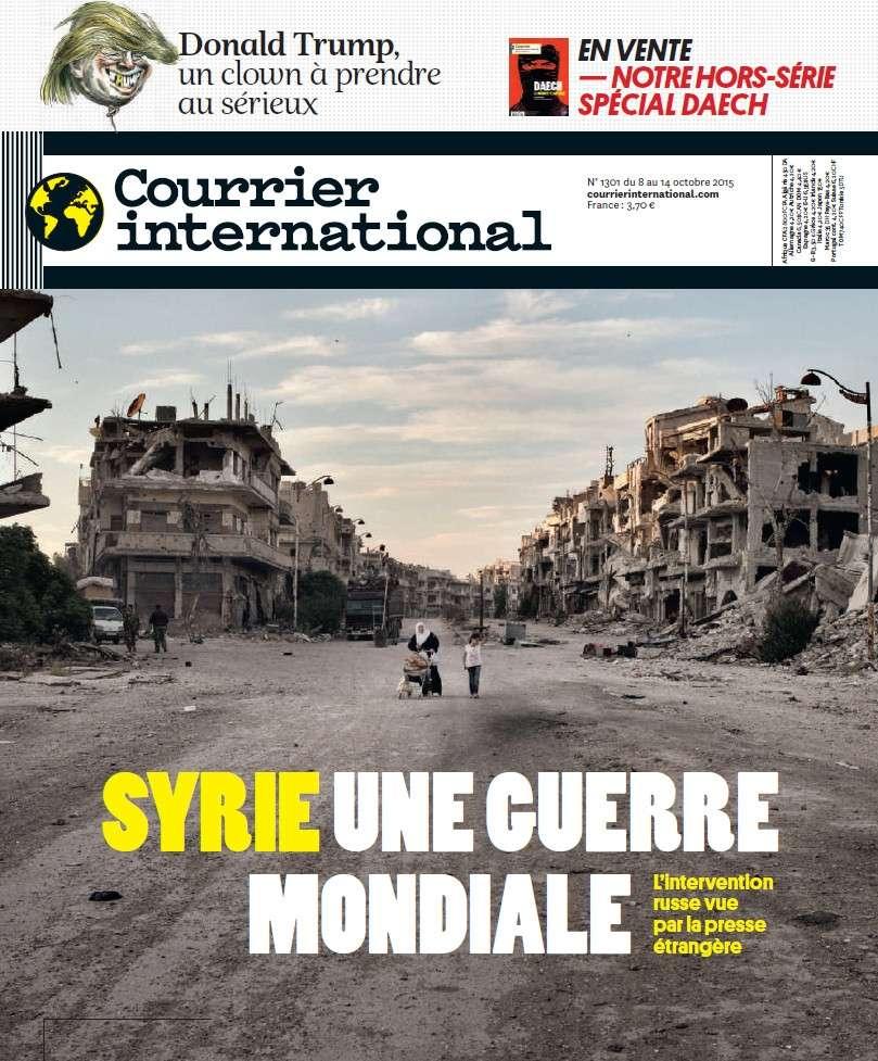 Courrier International 1301 - 8 au 14 Octobre 2015