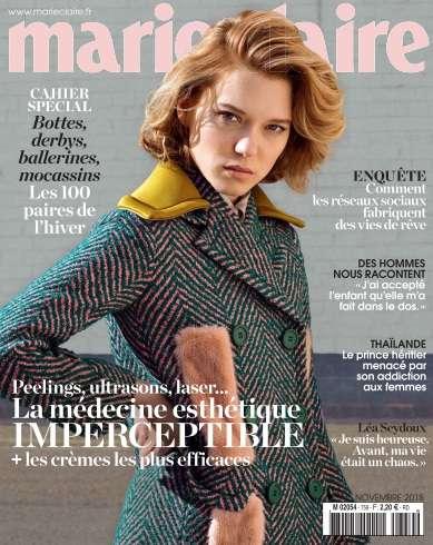 Marie Claire - Novembre 2015